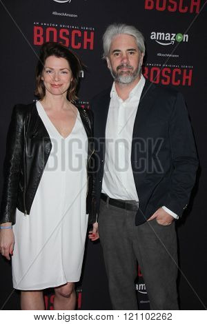 LOS ANGELES - MAR 3:  Henrik Bastin at the Bosch Season 2 Premiere Screening at the Silver Screen Theater at the Pacific Design Center on March 3, 2016 in West Hollywood, CA