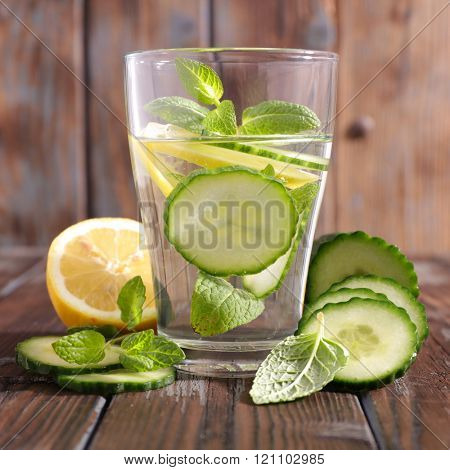 detox water infused