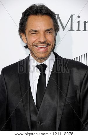 Eugenio Derbez at the Los Angeles premiere of 'Miracles From Heaven' held at the ArcLight Cinemas in Hollywood, USA on March 9, 2016.