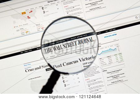 The Wall Street Journal On The Web.