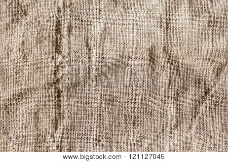 Sackcloth Pattern Texture Background