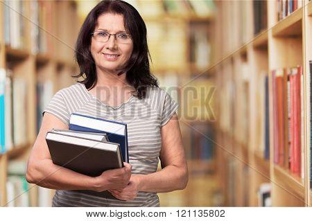 Librarian.