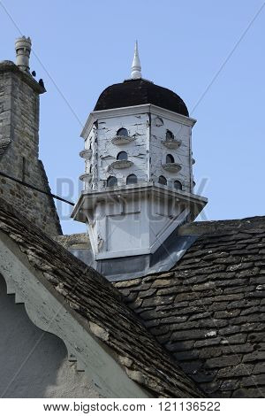 Dovecot in Burford, England