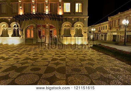 Curitiba Palace of Liberty