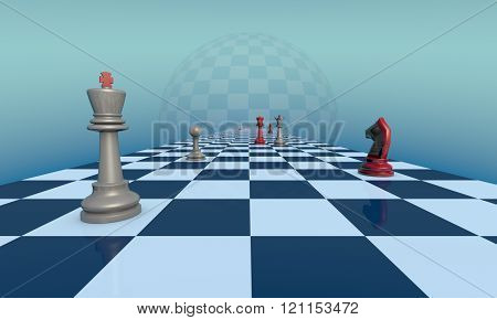 Lyrical Chess Composition