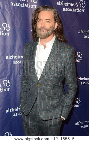 LOS ANGELES - MAR 9:  Timothy Omundson at the A Night at Sardis - 2016 Alzheimer's Association Event at the Beverly Hilton Hotel on March 9, 2016 in Beverly Hills, CA