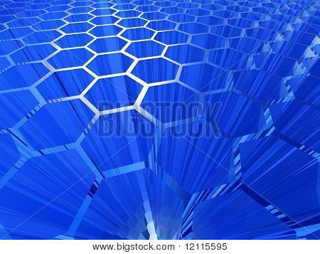 cell abstract background