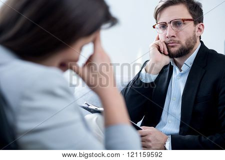 Speaking With Psychiatrist