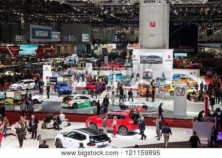 Geneva Motor Show 2016 Overview