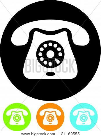 Disk_telephone.eps