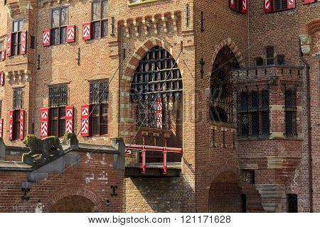 The Castle De Haar, Netherlans