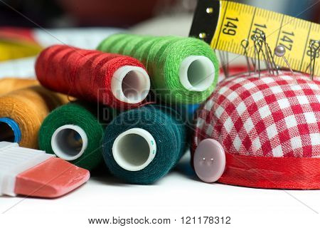 Sewing Background