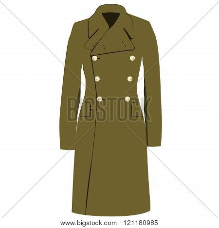 Military Winter Coat
