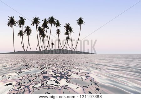 Mercury Tropical Sea