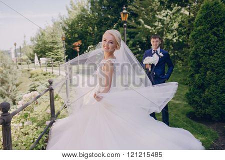 wedding sunshine day