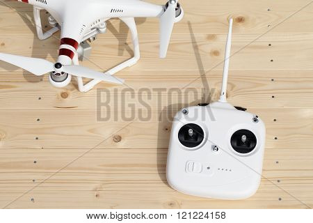 remote controller and drone