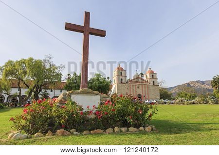 Beautiful Saint Barbara Parish