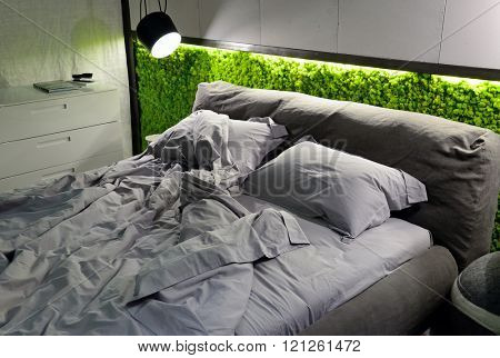 eco-friendly bedroom