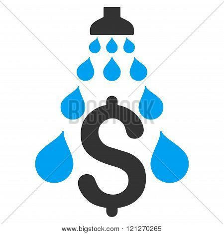 Money Laundering Flat Vector Icon