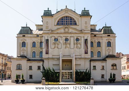 Kosice State Theater At Main Square