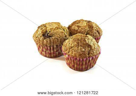 Sweet Three Muffins