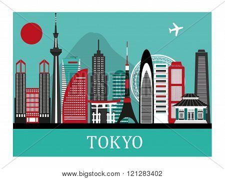 Tokio. Japan.