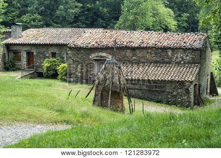 Old Farm In Catalunya (spain)