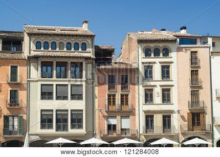 Vic (catalunya, Spain): Historic Buildings
