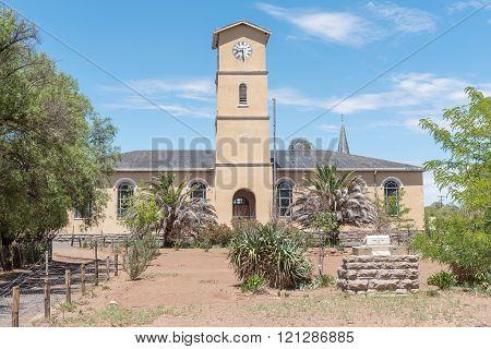 Town Hall In Steynsburg
