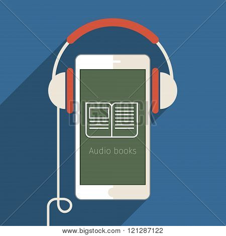 Concept of audio book
