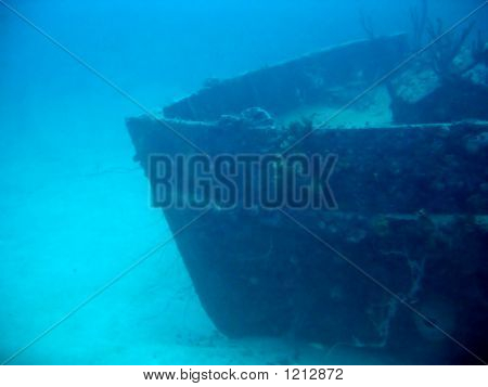 Ship Wreck Barbados