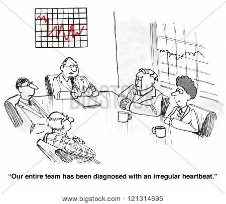 Irregular Sales