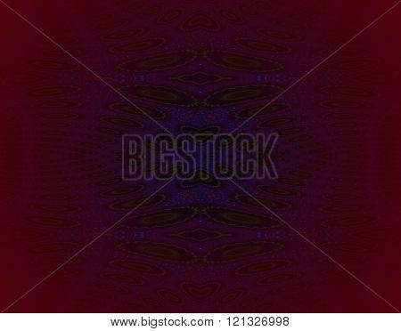 Seamless ellipses pattern red purple