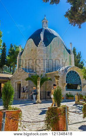 The Modern Franciscan Church