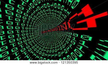 Branding Data Tunnel