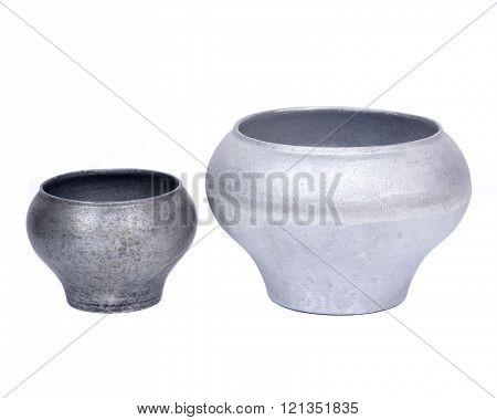 Cast iron pot, cauldron