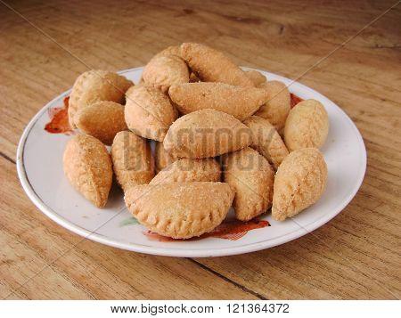 Chinese New Year Dish Jau Gok