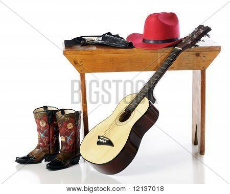 A Cowpoke's Gear