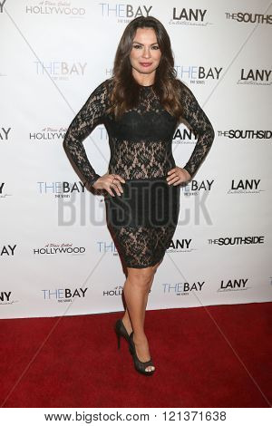 LOS ANGELES - MAR 10:  Lilly Melgar at the 5th Annual LANY Entertainment Mixer at the Saint Felix on March 10, 2016 in Los Angeles, CA