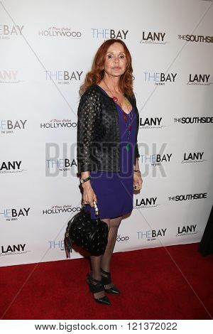 LOS ANGELES - MAR 10:  Jackie Zeman at the 5th Annual LANY Entertainment Mixer at the Saint Felix on March 10, 2016 in Los Angeles, CA