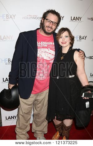 LOS ANGELES - MAR 10:  Conci Nelson at the 5th Annual LANY Entertainment Mixer at the Saint Felix on March 10, 2016 in Los Angeles, CA