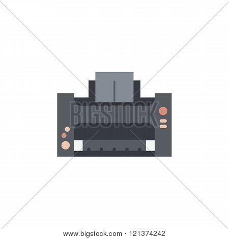 Color Printer Icon