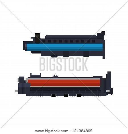 Vector Printer Parts