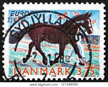 Postage Stamp Denmark 1998 Danish Agricultural Show