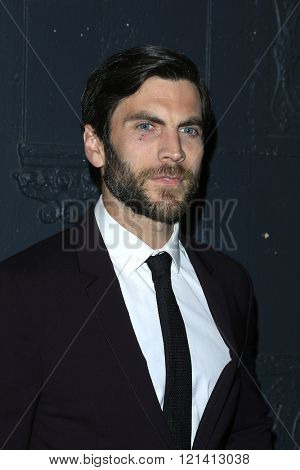 LOS ANGELES - MAR 1: Wes Bentley attends the Premiere of Broad Green Pictures' 'Knight of Cups'  at The Theatre at Ace Hotel on March 1, 2016 in Los Angeles, California