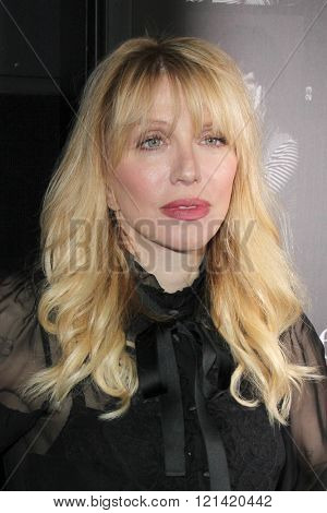 LOS ANGELES - MAR 10:  Courtney Love at the Everything Is Copy LA Premiere at the TCL Chinese 6 Theaters on March 10, 2016 in Los Angeles, CA