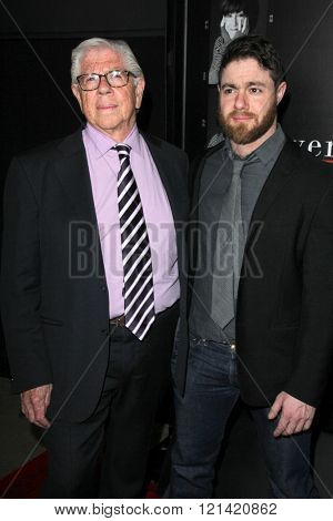 LOS ANGELES - MAR 10:  Carl Bernstein, Jacob Bernstein at the Everything Is Copy LA Premiere at the TCL Chinese 6 Theaters on March 10, 2016 in Los Angeles, CA