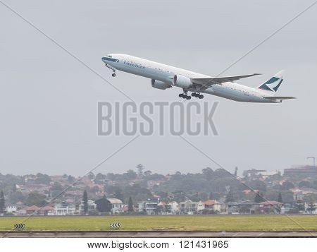Boeing 777-367Er Cathay Pacific Airways