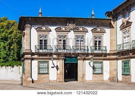 The Biscainhos Museum