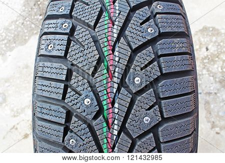 Car Winter Tires With Spikes
